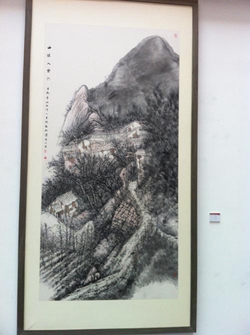 2015绘画系教师展 (4).JPG