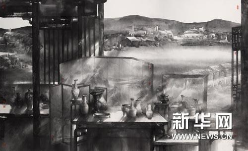 优乐娱乐官网作品《中华瓷韵》中国国家博物馆藏.jpg