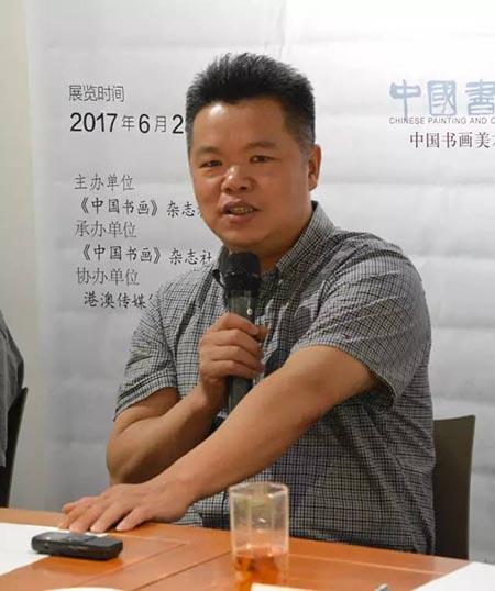 袁学君博士在研讨会上发言.jpg
