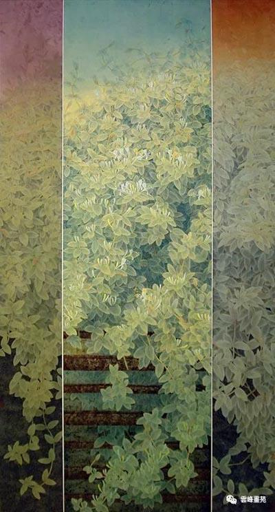 王玉璽    (173x93)cm   故園.時韻.jpg
