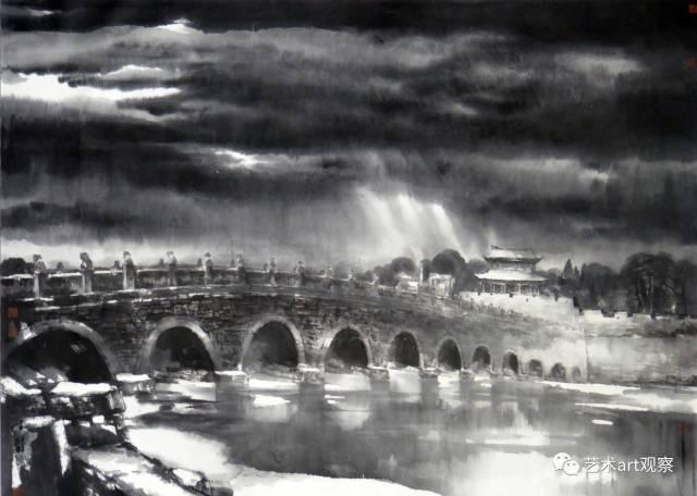 《卢沟桥至岁月》 200cmx145cm   (中国美术馆收藏).jpg