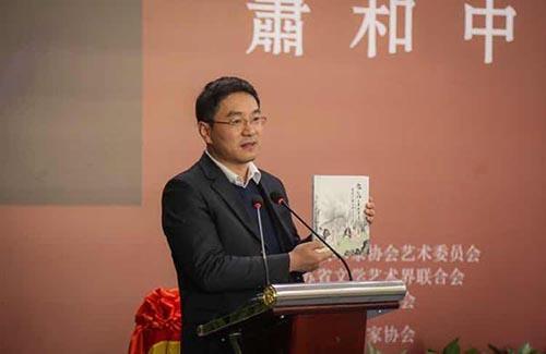 珠海格力电器股份有限公司方祥建副总裁代表董明珠致辞.jpg