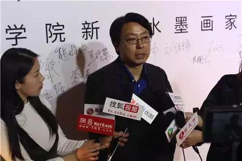 中央美术学院副教授、国家主题性美术创作研究中心副主任、中国画学研究部主任于洋 接受媒体采访.jpg