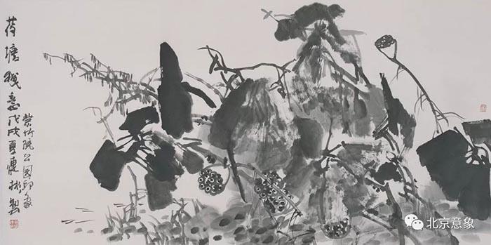 纪连彬《紫竹院荷塘》.jpg
