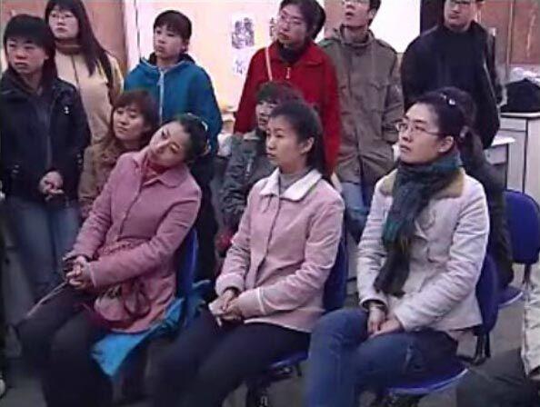 韩敬伟视频形态表现课(下)