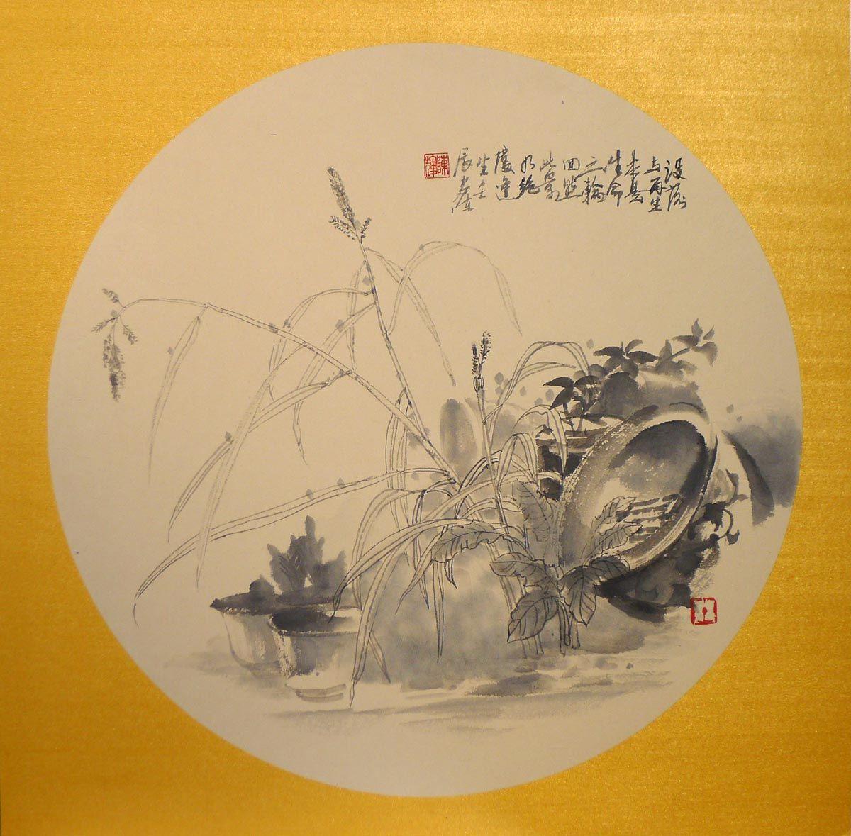 陈辉作品写生课示范06