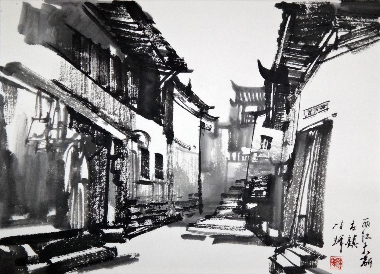 云南郦江风景区