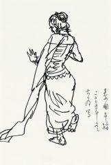 刘大为作品泰国舞蹈