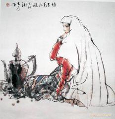 刘大为工作室作品塔吉克新娘