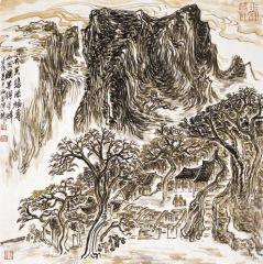 陈一耕作品2012山水写生系列二