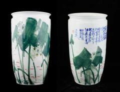 马未定作品陶瓷