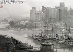 陈辉作品澳大利亚,新西兰写生11