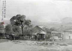 陈辉作品澳大利亚,新西兰写生05