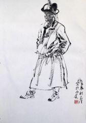 优乐娱乐官网作品内蒙写生06