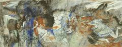 韩敬伟作品曾经的战争--中国美术馆收藏