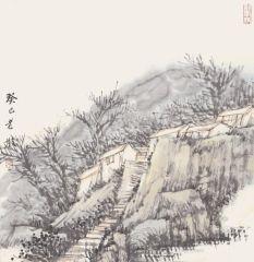 韩敬伟作品2013小品百幅之28