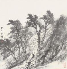 韩敬伟作品2013小品百幅之25