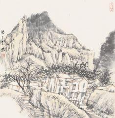 韩敬伟作品2013小品百幅之23
