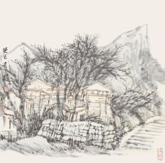 韩敬伟作品2013小品百幅之21