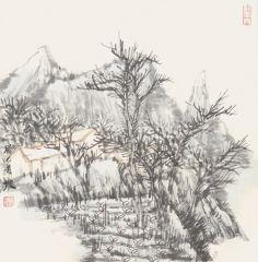 韩敬伟作品2013小品百幅之20