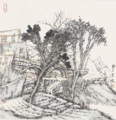 韩敬伟作品2013小品百幅之18