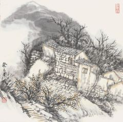 韩敬伟作品2013小品百幅之17