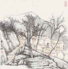韩敬伟作品2013小品百幅之16