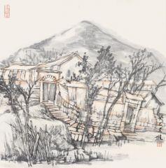 韩敬伟作品2013小品百幅之15