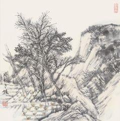 韩敬伟作品2013小品百幅之13