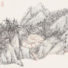 韩敬伟作品2013小品百幅之10