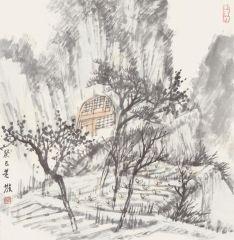 韩敬伟作品2013小品百幅之08