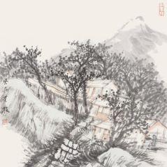 韩敬伟作品2013小品百幅之07