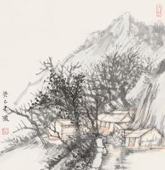 韩敬伟作品2013小品百幅之05