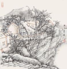 韩敬伟作品2013小品百幅之04