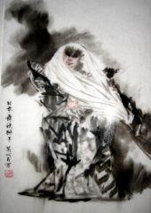 吴欣民作品日本舞蹈