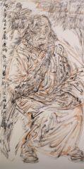 刘大为工作室作品2015甘南迭部扎尕那写生37