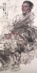 刘大为工作室作品2015甘南迭部扎尕那写生16