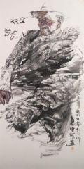 刘大为工作室作品2015甘南迭部扎尕那写生15