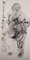 刘大为工作室作品2015甘南迭部扎尕那写生14