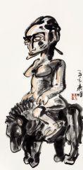 李东星作品非洲木雕拾趣
