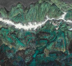 闵文婧作品十渡之春