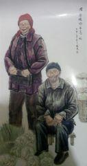 赵维民作品人物作品