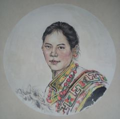 刘玉锋作品人物作品
