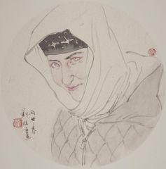 刘临作品直面帕米尔03