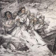 陈燕侬作品中国第一女海盗——石香姑